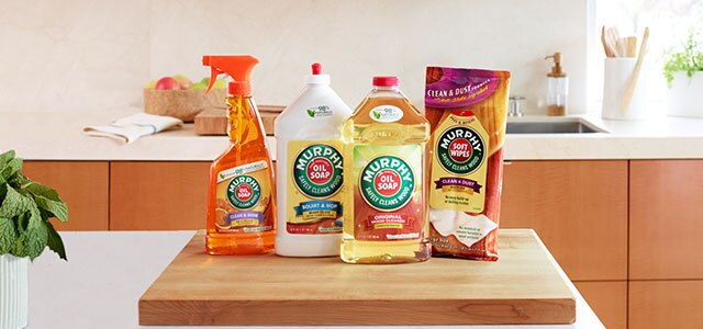 Murphy Oil Soap Wood Cleaner